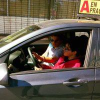 Escuela para aprender a conducir