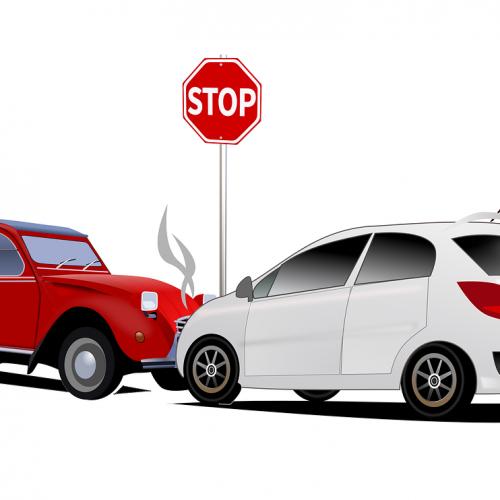 causas de los accidentes de transito