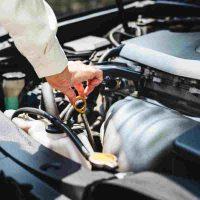 partes del motor de un auto