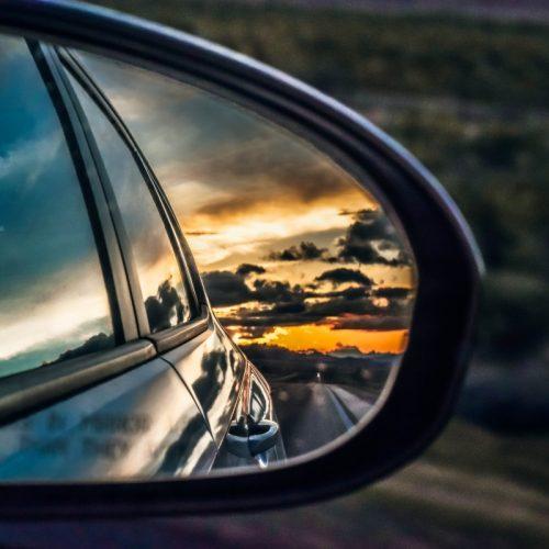 puntos ciegos al manejar