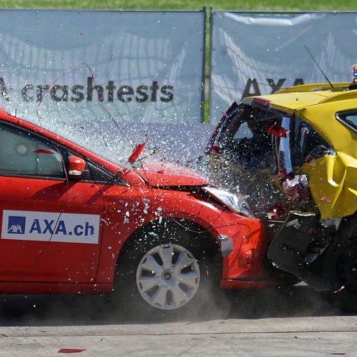 seguridad activa y pasiva vehículos