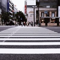 Normas de seguridad vial para peatones