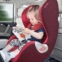 normativa de sillas infantiles en vehículos