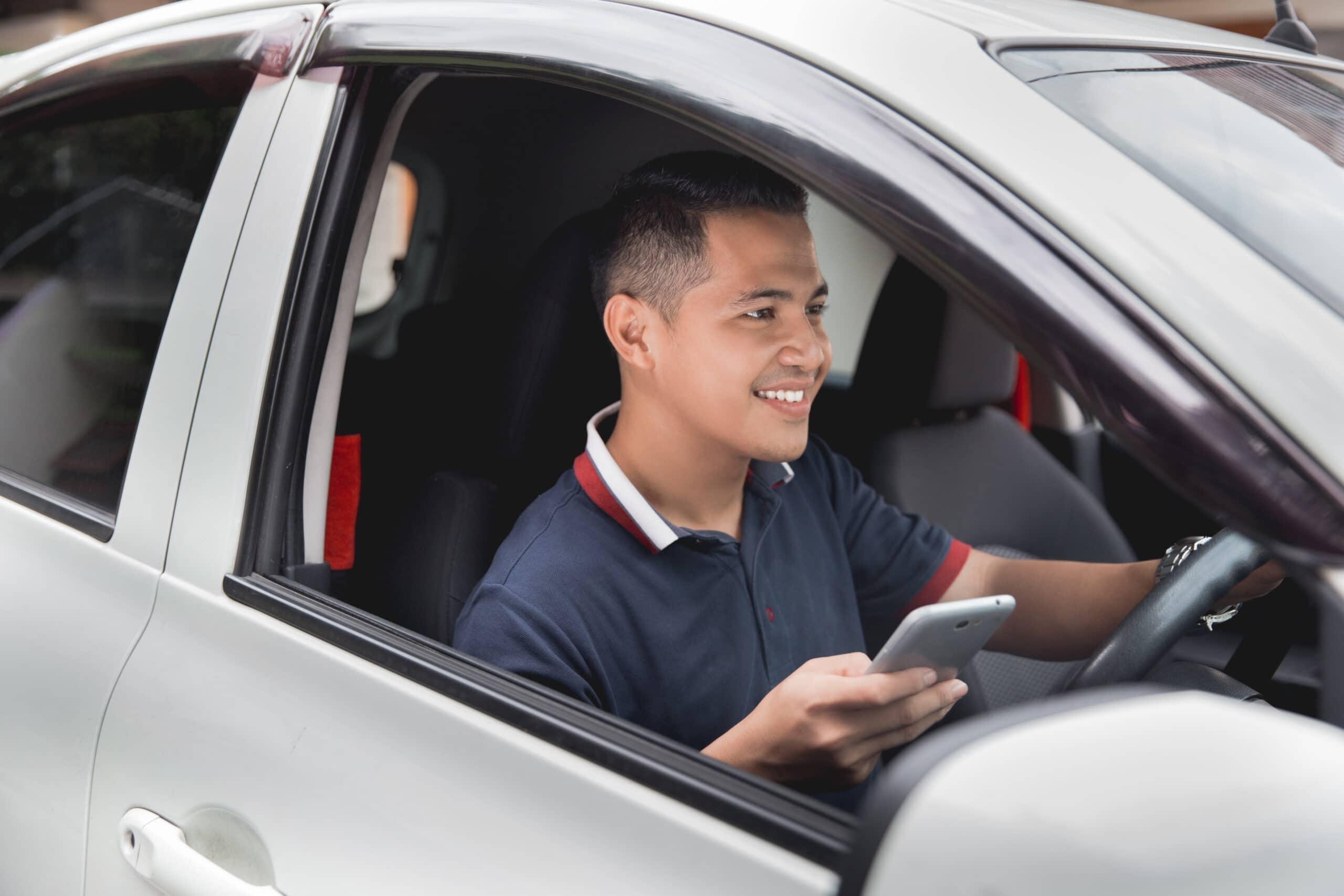 tipo de licencia para manejar Uber